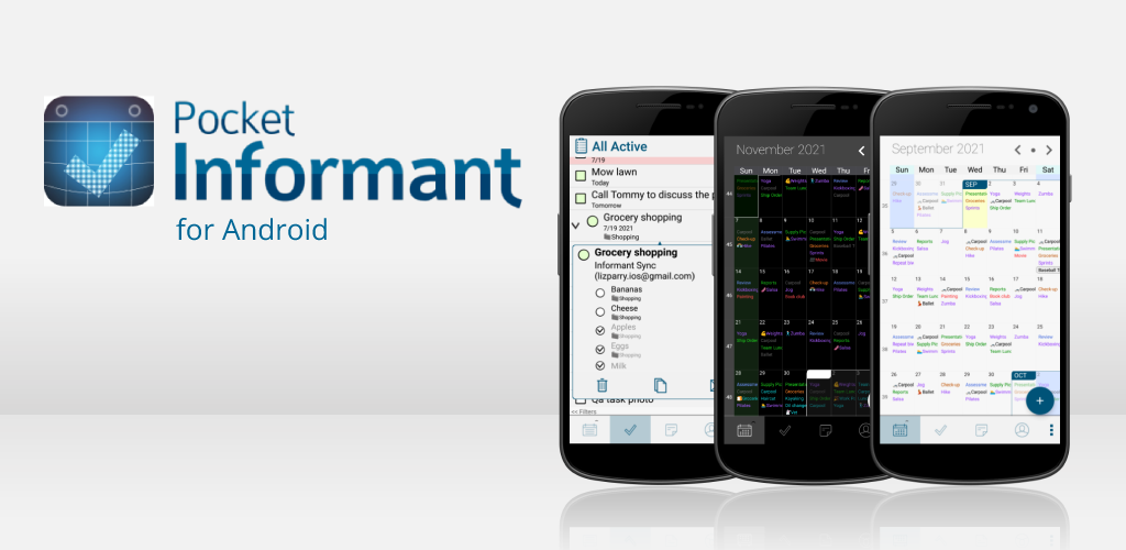 Our New and Improved Android app: available October 19th