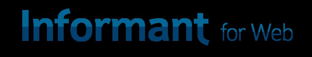 Informant for Web logo